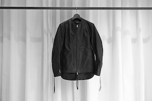 ASKYY / SINGLE LEATHER RIDERS -OSW- / BLK
