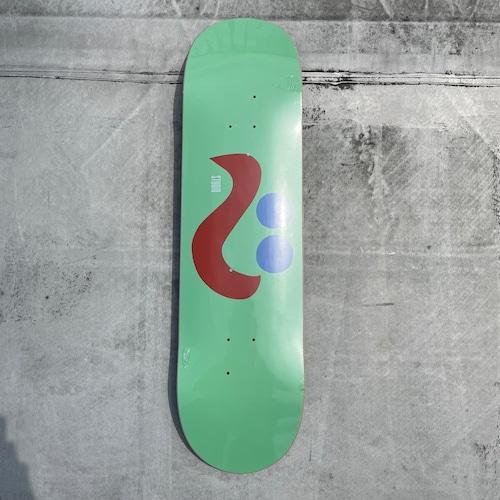 studio skateboards / All Smiles / 8.25x31.8inch (20.9x80cm)
