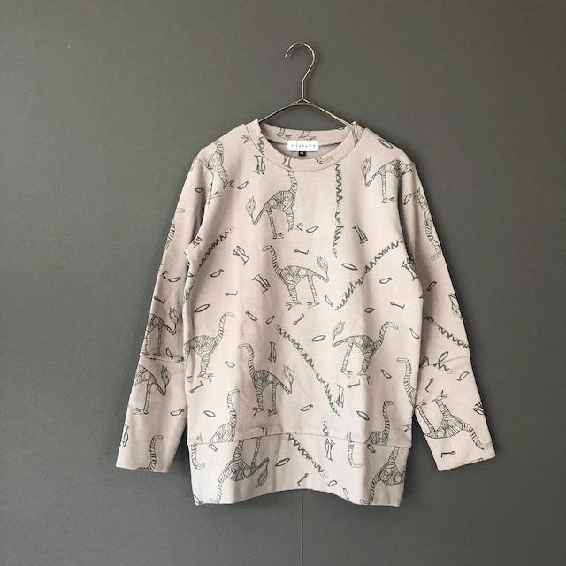 """Last one!arkakama  """"SPD L/S   Sweatshirt"""" (LOST) XL  AKT00038-20aw"""