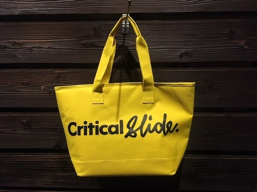 Critical Slide COOLER TOTE BAG Yellow DRG2005