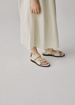 GRIS NINOS Leather Waterproof sandal (sand)22〜24.5cm  Shoes03