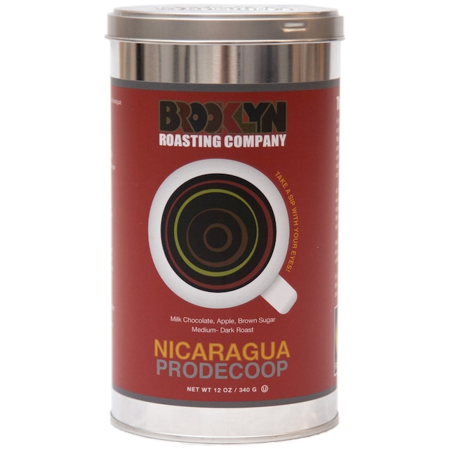 Nicaragua Prodecoop  12oz 缶入り(340g)