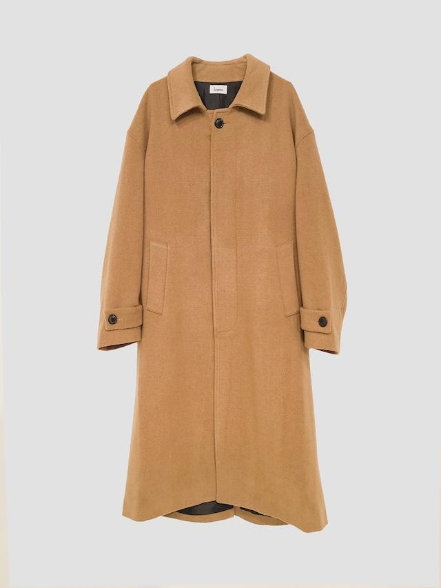 Lownn Belted Overcoat Camel Herringbone FW21-BELTEDCO-86880-1101-1109