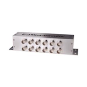 ZFSC-12-1-75(BNC), Mini-Circuits(ミニサーキット) |  RF電力分配器・合成器(スプリッタ・コンバイナ), Frequency(MHz):10 to 200 MHz, 分配数:75Ω 12 WAY-0°