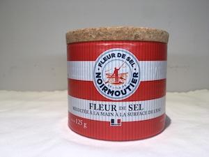 パリからのお土産品 Fleur de Sel 125g Noirmoutier