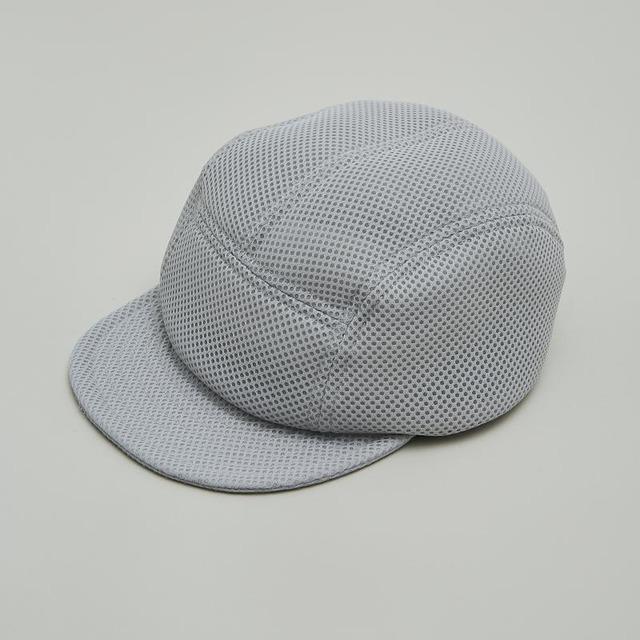 MOUN TEN. doube russell mesh jetcap (gray)  S/M [21S-MA19-0947] MOUNTEN.