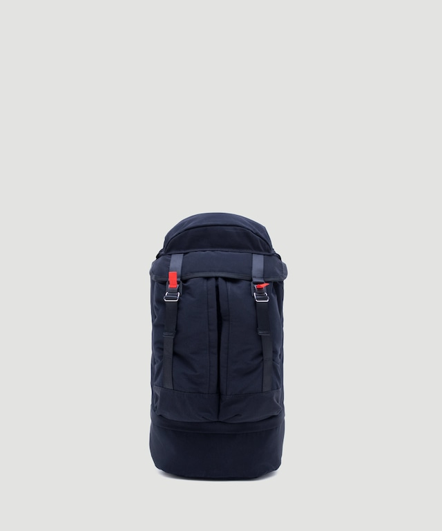 LORINZA Peach Skin Fidlock Backpack Black  LO-19-ZX-01