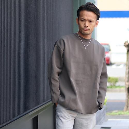 Loungie/ラウンジ ニットロングTシャツ LEE-2194