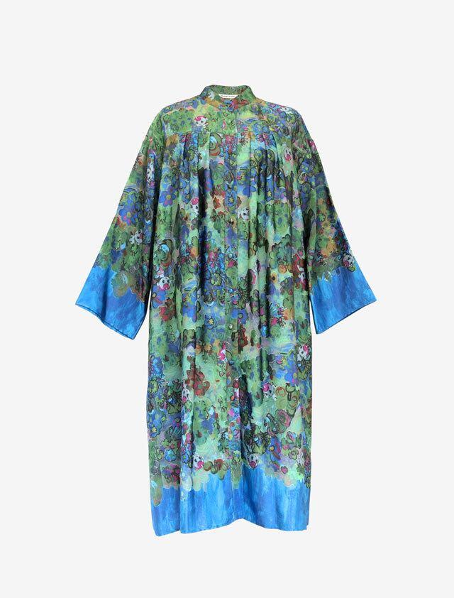 TSUMORI CHISATO × UNICO FLOWER DRESS