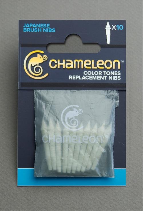 Chameleon Pen Replacement Brush Nib (カメレオンペン 交換用ブラシニブ)