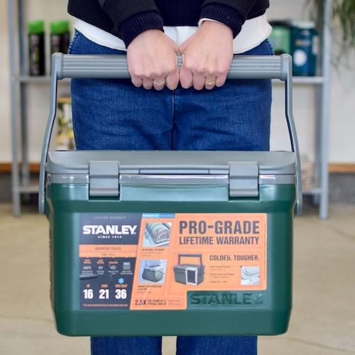 STANLEY(スタンレー)クーラーボックス 15.1L(グリーン)