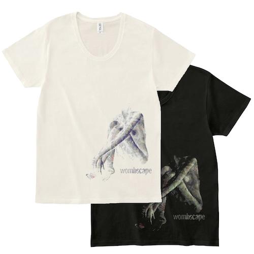 """Tシャツ - wombscape """"美しきもの"""""""
