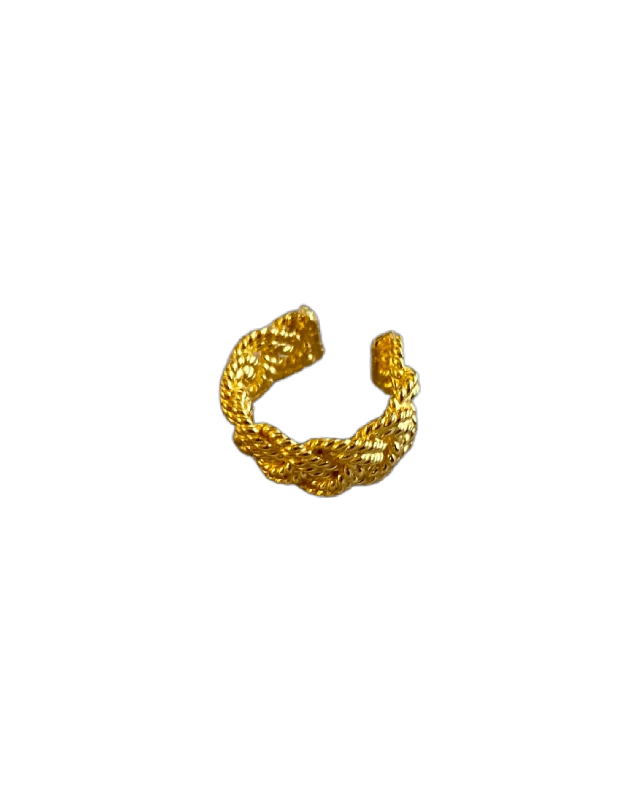 LULO イヤカフ gold