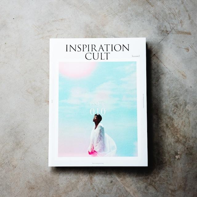 INSPIRATION CULT MAGAZINE  ISSUE.010