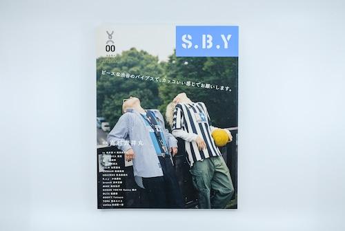【渋谷発のメンズヘアカルチャーマガジン】S.B.Y 00