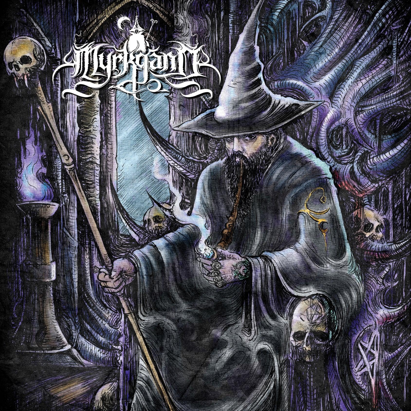 [IOSR CD 006] MYRKGAND 『Myrkgand』