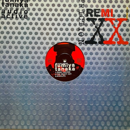 【12inch・国内盤】フリクション / Friction Remixx