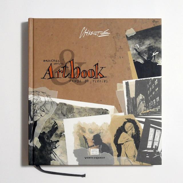 アートブック「Artbook」バンドデシネ作家Christophe Chabouté