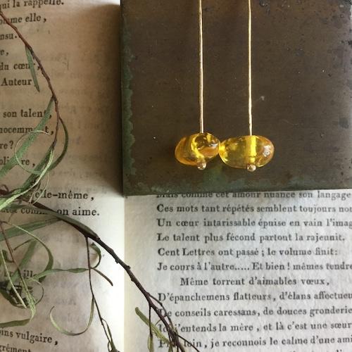 Owly.accessories pendulum pierce&earring 2020
