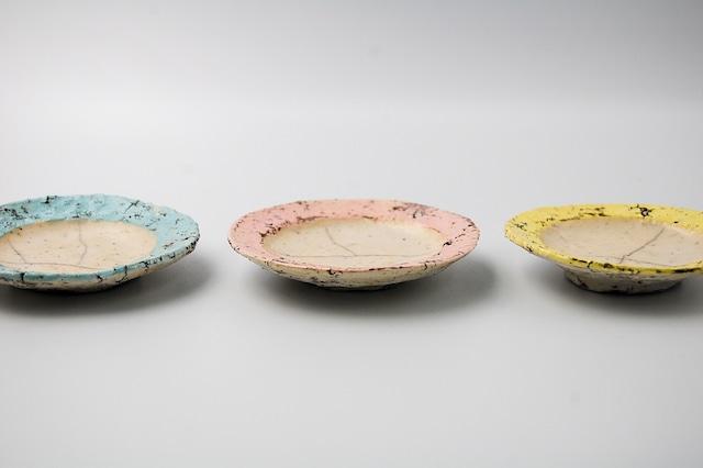 ◆受注生産◆SLL小皿(ピンク) 片瀬和宏作