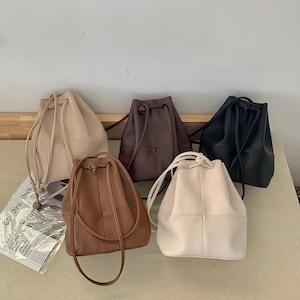 leather purse(5color)