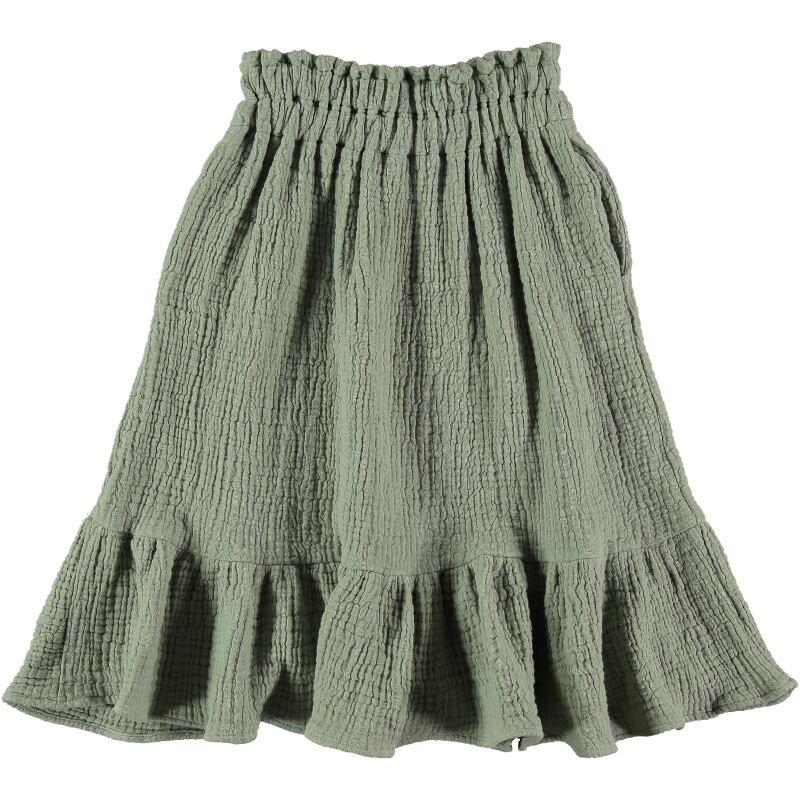 Belle chiara Skirt ( Green 10,12Y )