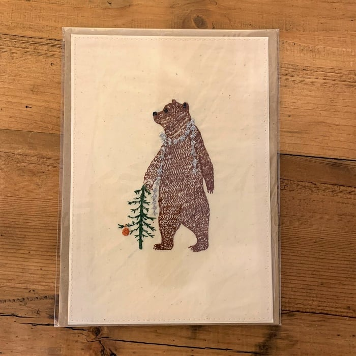 CORAL&TUSK カードセット (Bear)