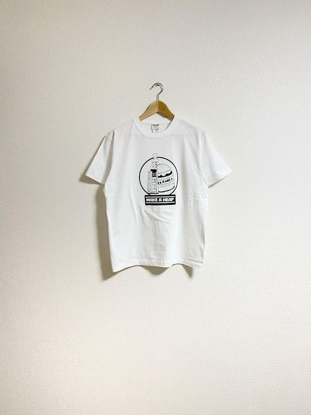 マウンテンバーガーTシャツ