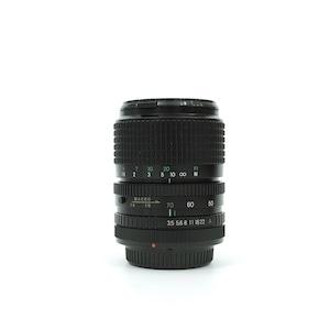 COSINA MC MACRO 35-70mm F3.5-4.5(FD)