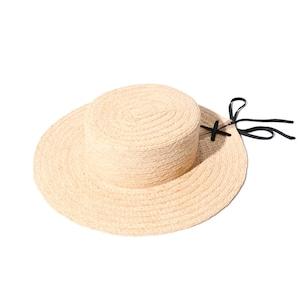 PANAMA HAT [NATURAL]