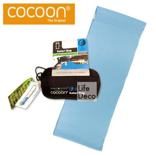 Cocoon コクーン クールマックス トラベルシーツ インセクト 防虫加工 ICMT93