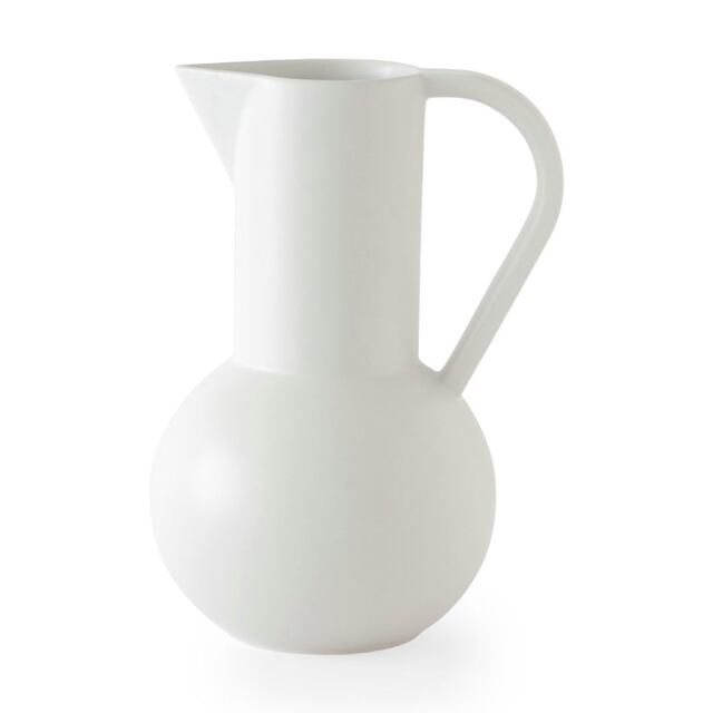 Raawii Strøm Jug  (L) White