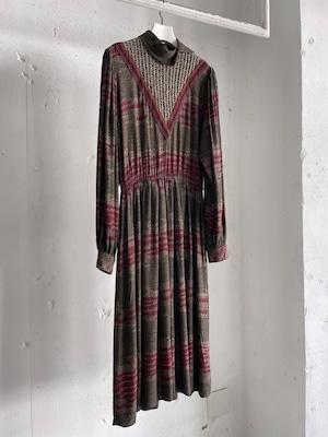 80〜90's usa vintage dress