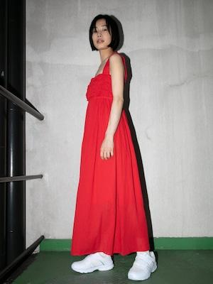 【New】ALBA CAMI DRESS - RED