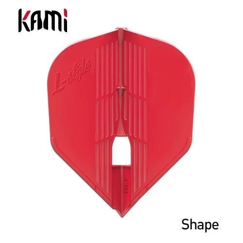 L-Flight PRO KAMI L3 [Shape] Red