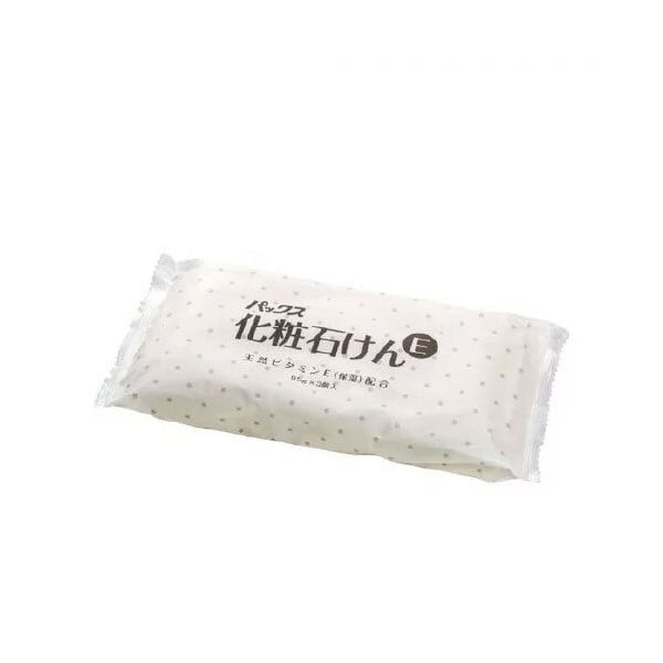パックス化粧石けんE95g×3/天然ビタミンE使用で肌に優しい石けん