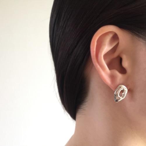 Tube colors pierced earrings (pair)