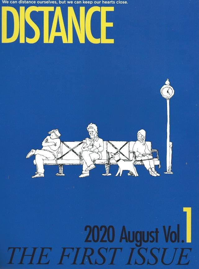 DISTANCE vol.1 + vol.2
