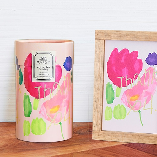 【第3世界ショップ】Artisanアールグレイ紅茶「Thank you 蕾」(1.8g×6包)