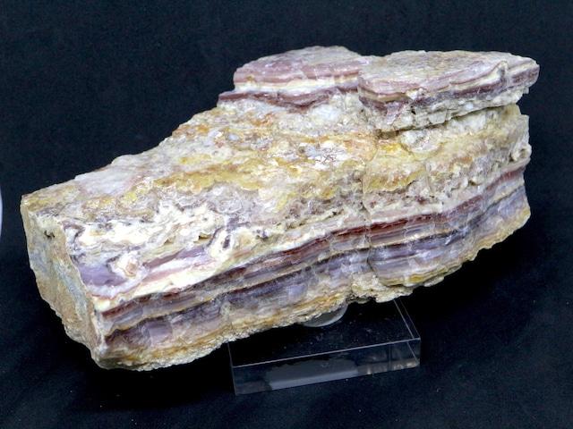 特大!稀少!ベーコン オパール  原石 701g BCO012 鉱物 天然石
