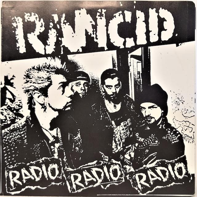 [中古7inch]  Rancid – Radio Radio Radio
