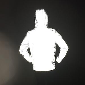 反射ジャケット レディース メンズ 男女兼用 大きいサイズ ダンスウェア ダンス衣装 原宿系  カジュアル 9615