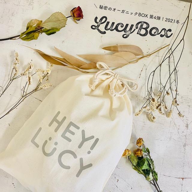 【販売開始にお知らせメール希望の方はこちらから】2021冬のLUCY BOX オーガニックとストーリー詰め合わせ