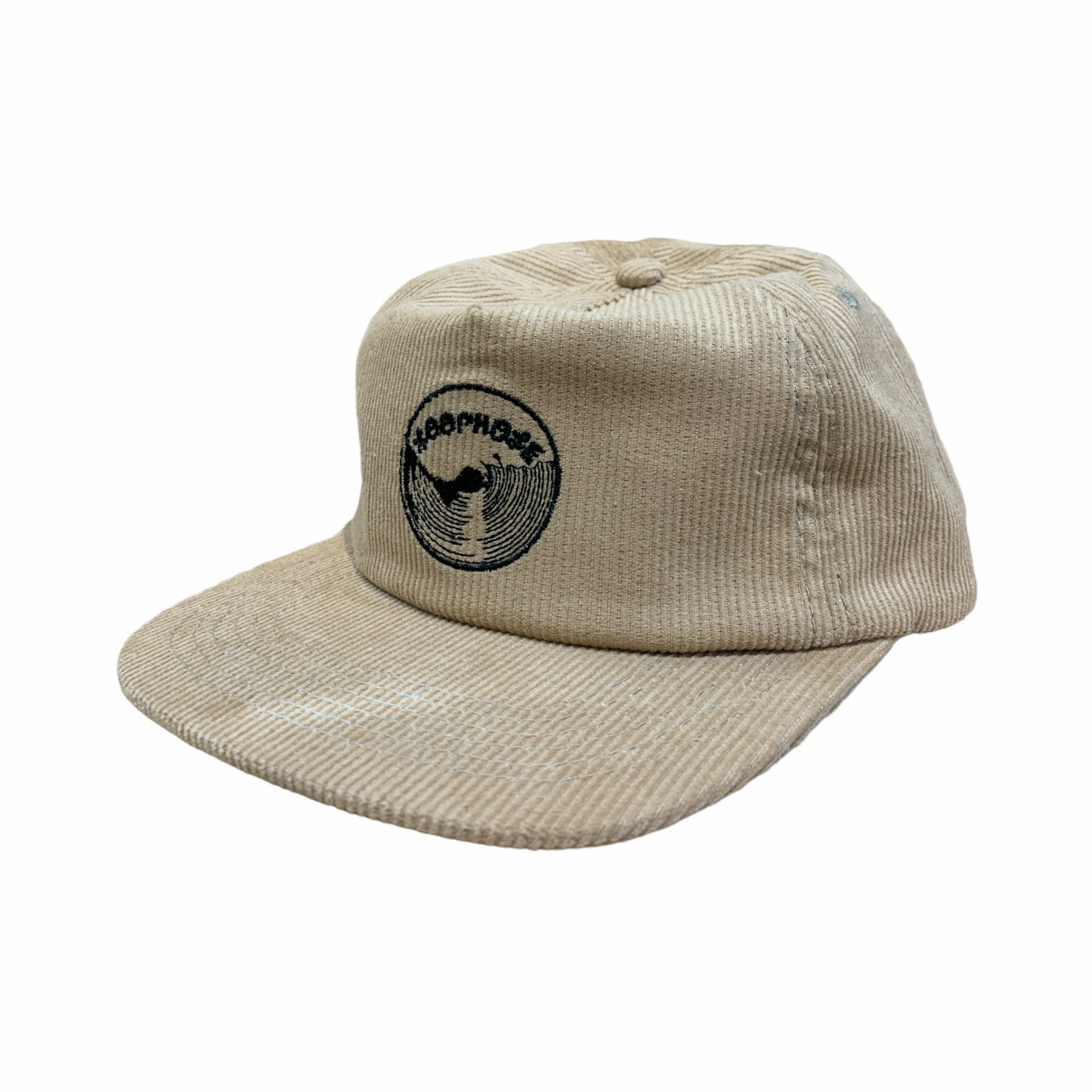 LOOPHOLE WHEELS 【CORDUROY CAP】
