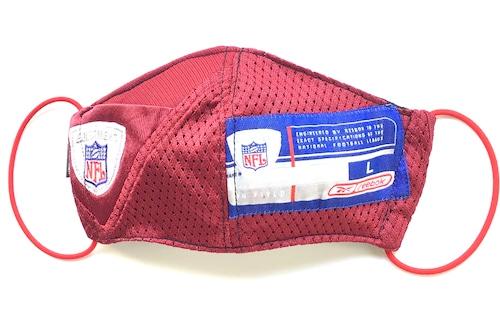 【デザイナーズマスク 吸水速乾COOLMAX使用 日本製】NFL  SPORTS MIX MASK CTMR 1016022