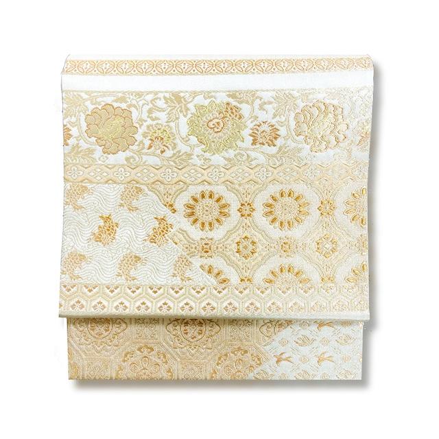 正絹袋帯仕立上り 6-1833