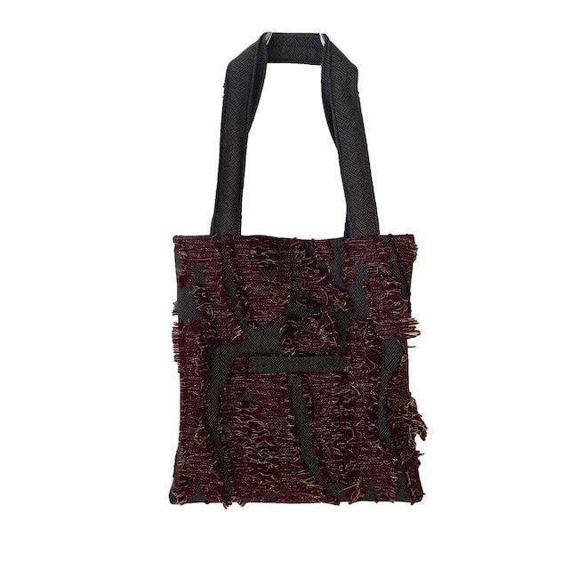 Tote Bag red (inbi 20aw sample)