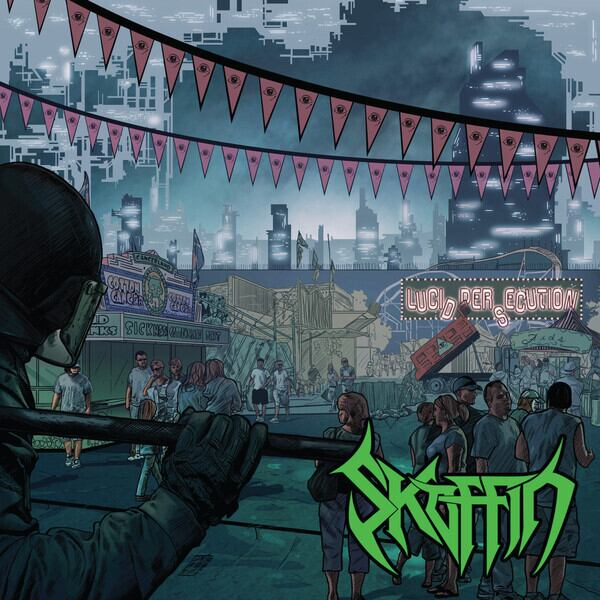 """SKOFFIN """"Lucid Persecution"""" (輸入盤)"""