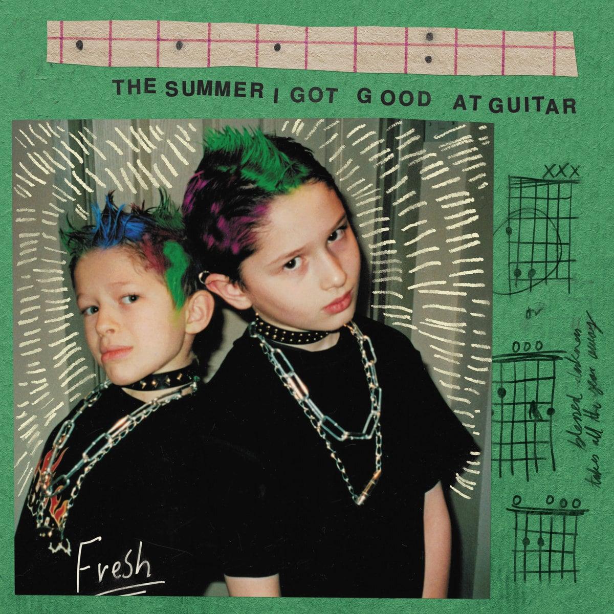 Fresh / The Summer I Got Good At Guitar(500 Ltd 12inch EP)