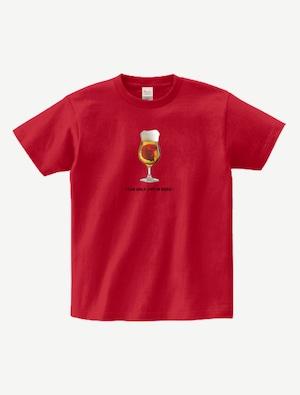 LIVE IN BEER TシャツLB0001GRD